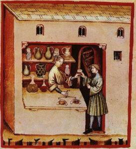 Homeopathy Ancient pharmacy