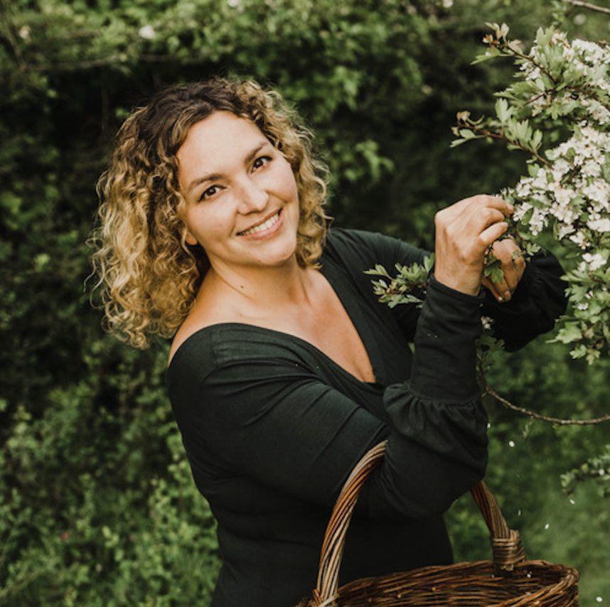 Seraphina Capranos - herbalist, homeopath, ritualist